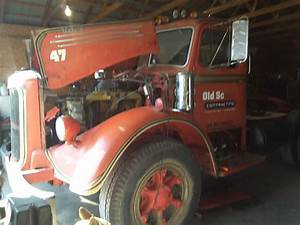1947 Mack Model Ljt - Introduction Forum