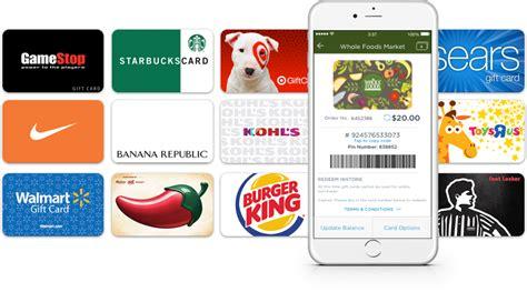 Gift Card Balance Scanner
