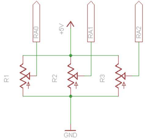 schema collegamento potenziometro fare di una mosca
