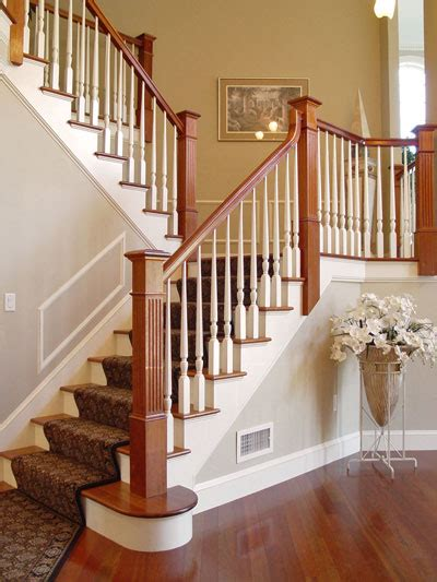 newel post stairs staircase design