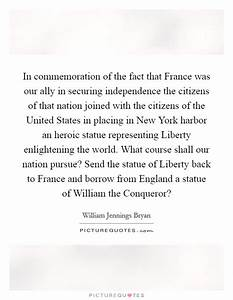 In commemoratio... New France Quotes