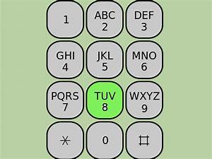how to play hot cross buns on a cell phone keypad 2 steps With cell phone letters