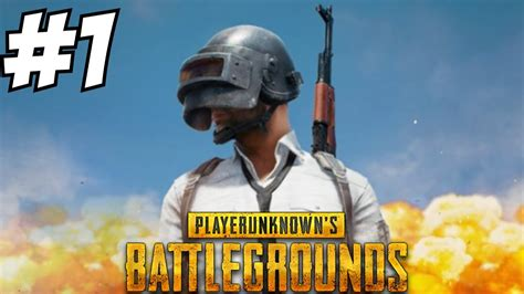Player Unknown Battlegrounds Gameplay Walkthrough Part 1