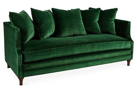 green leather sleeper sofa dark green sofa bed okaycreations net