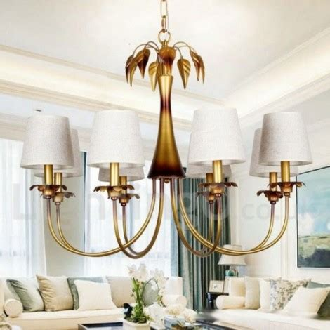 Modern Style Chandeliers by 8 Light Modern Contemporary Rustic Living Room Bedroom