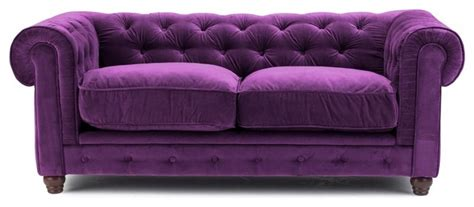 purple velvet chesterfield sofa purple velvet chesterfield sofa two seat victorian