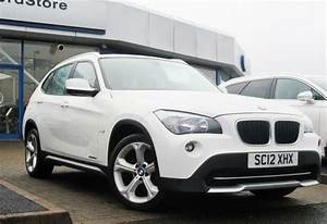 Bmw X1 Xdrive 18d : 2012 bmw x1 xdrive 18d se looks great in white and 4wd diesel white manual in londonderry ~ Medecine-chirurgie-esthetiques.com Avis de Voitures
