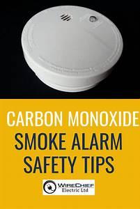 Carbon Monoxide Alarm Safety Tips