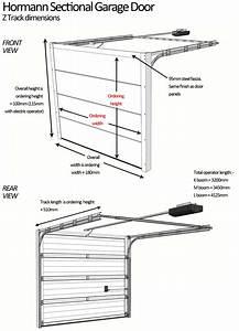 Sectional Garage Door Measurement