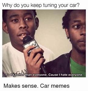 Why Do You Keep Tuning Your Car? ToGe Better Than Everyone ...