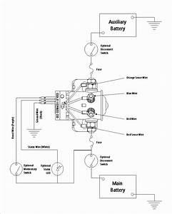 Ford One Wire Alternator Wiring Diagram