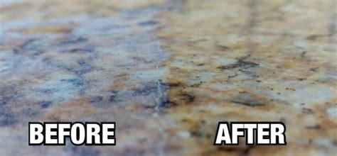 granite countertop renewal logan ut chem dry