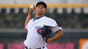 Alzolay Dazzles Iowa Falls In Extras Cubs