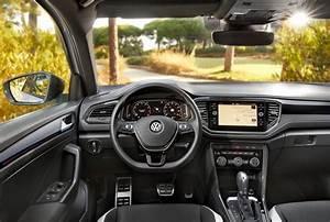 Volkswagen T Roc Carat : volkswagen t roc 2017 premier essai du nouveau suv de volkswagen photo 6 l 39 argus ~ Medecine-chirurgie-esthetiques.com Avis de Voitures