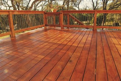 Staining Brown Pressure Treated Wood