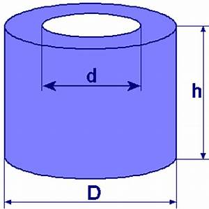 Volumen Berechnen Liter : cylinder with basic area diameter and height ~ Themetempest.com Abrechnung