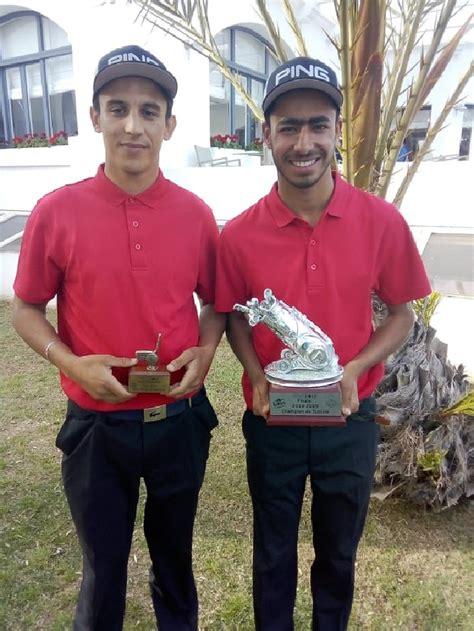 ladari brilliant finale du chionnat de tunisie de golf aziz bedoui