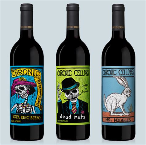 Chronic Cellars Oenographic