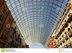Toit En Verre Prix : structure de toit en verre image stock image du diagonal ~ Premium-room.com Idées de Décoration