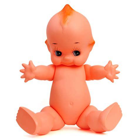 kewpie doll l ebay antique big vinyl baby dolls kewpie wings large