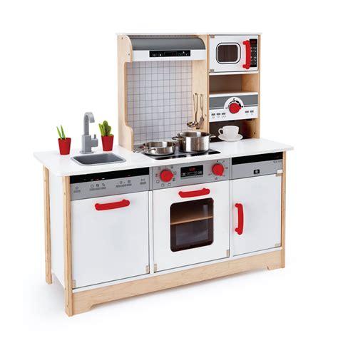 cuisine tout uip pas cher cuisine tout en un en bois hape cuisine oxybul éveil et