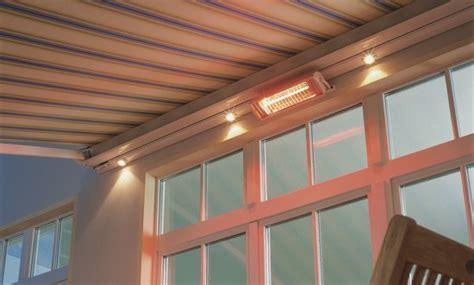 awning lighting heating systems  samson awnings
