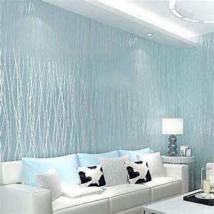 3D 10M Wallpaper Bedroom Living Mural Roll Modern Wall ...