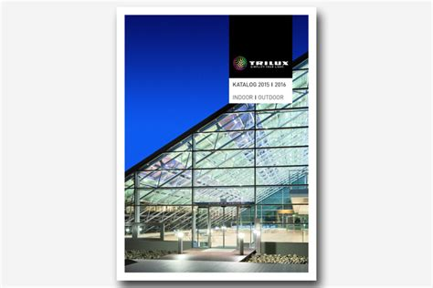 trilux leuchten katalog trilux produktkatalog 2015 2016 kompaktes format geballter inhalt on light 183 licht im netz 174