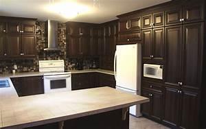 peindre armoire de cuisine en chene newsindoco With peindre armoire de cuisine en chene