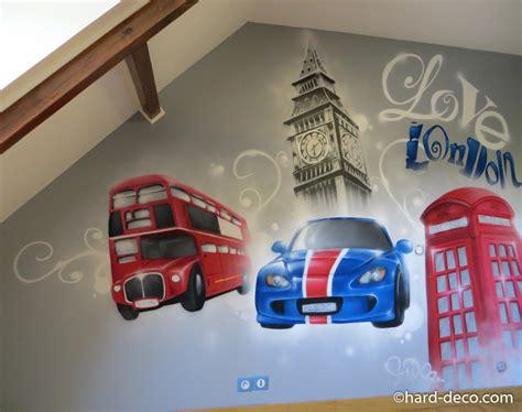 decoration chambre theme londres décoration d 39 une chambre d 39 enfant sur le thème londres