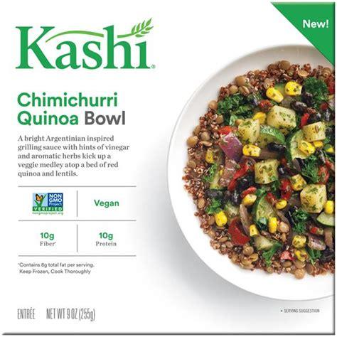 Kashi Chimichurri Quinoa Bowl | Hy-Vee Aisles Online ...