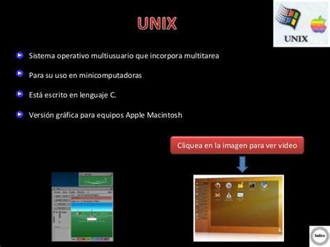 sistemas operativos hp ux sistemas operativos actuales