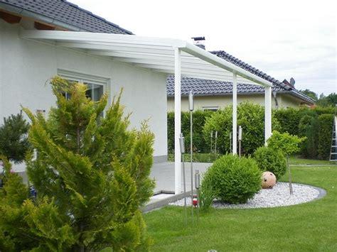 Holzspezi  Prikker » Alu Terrassenüberdachung 500x400 Cm