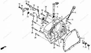 Honda Motorcycle 1986 Oem Parts Diagram For Right