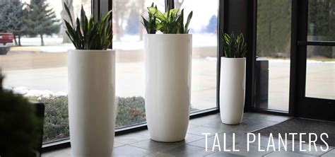 Big White Planters by Modern Planter Pots Boxes Stylish Plant Containers