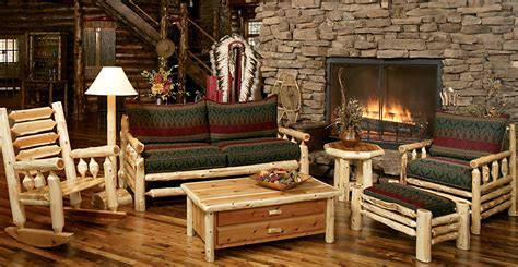 livingroom rustic furniture mall  timber creek