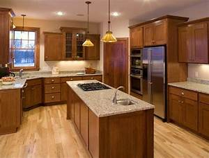 best paint colours for dark oak kitchen cabinets ia