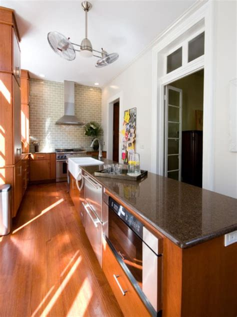 ideas for narrow kitchens interior designs for and narrow kitchens