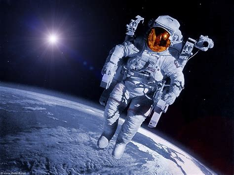 Nasa Astronaut In Space (page 2) - Pics about space