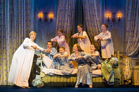 The London Palladium Production Of 'the Sound Of Music