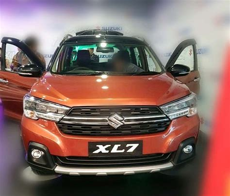 Suzuki XL7 Prices, Specs And Variants Leaked Ahead Of Launch