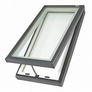 Velux Venting Laminated Skylight  Actual  27 375