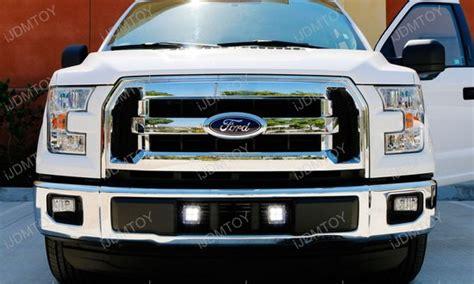 ford f150 fog lights 2015 up ford f 150 cree high power led fog light kit