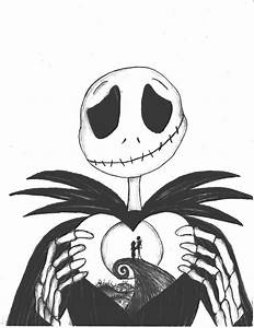 NightmareBeforeChristmas Love by MurasakiNyanTigerz on ...