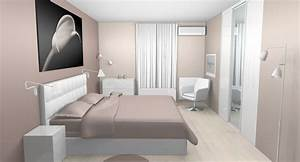chambre taupe et blanc casse waaqeffannaaorg design d With chambre rose et taupe