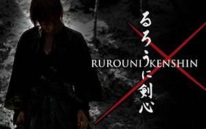 Rurouni Kenshin warrior fantasy anime warrior japanese ...