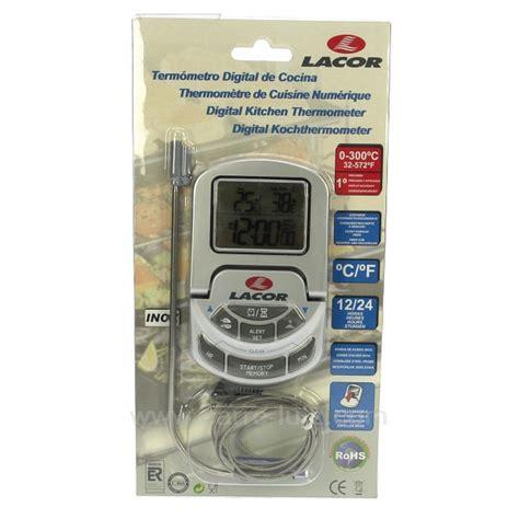 prix thermometre cuisine thermometre