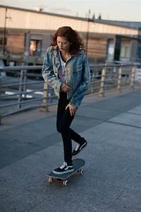 skate girl on Tumblr