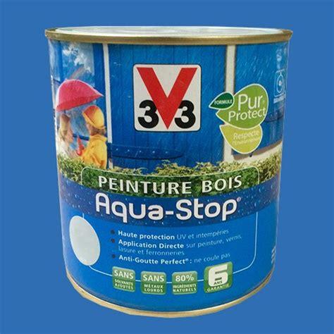 Peinture Bois Exterieur Bleu Peinture Bois Ext Rieur Protech Dulux