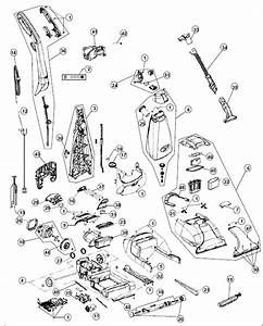 Rug Doctor Dcc-1 Parts